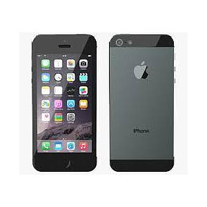 Smartphone Apple iPhone 5 16 Go Black Grade C