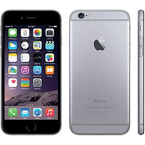 Smartphone Apple iPhone 6 16 Go Space Gray Grade C