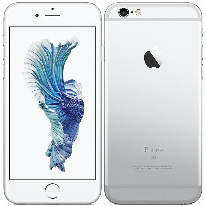 Smartphone Apple iPhone 6S 64 Go Silver Grade C
