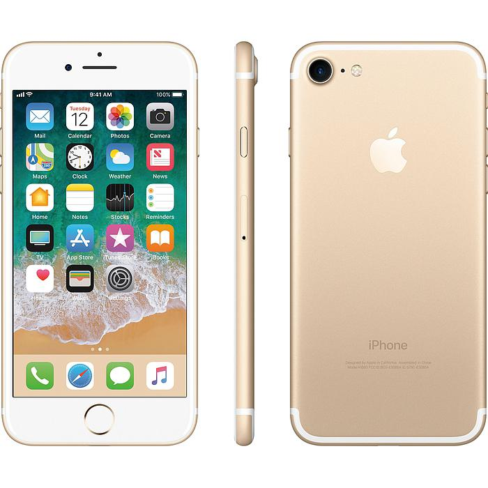 Smartphone Apple iPhone 7 128 Go Gold Grade A