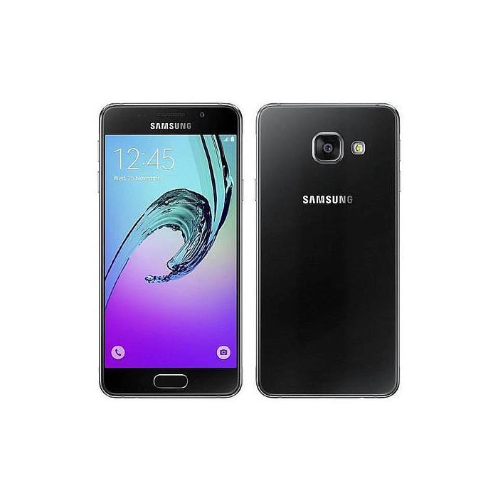 Smartphone Samsung A3 2016 SM-A310F 16 Go Black Grade B