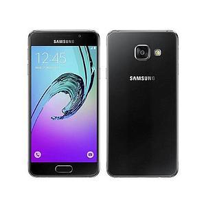 Smartphone Samsung A3 2016 SM-A310F 16 Go Black Grade C
