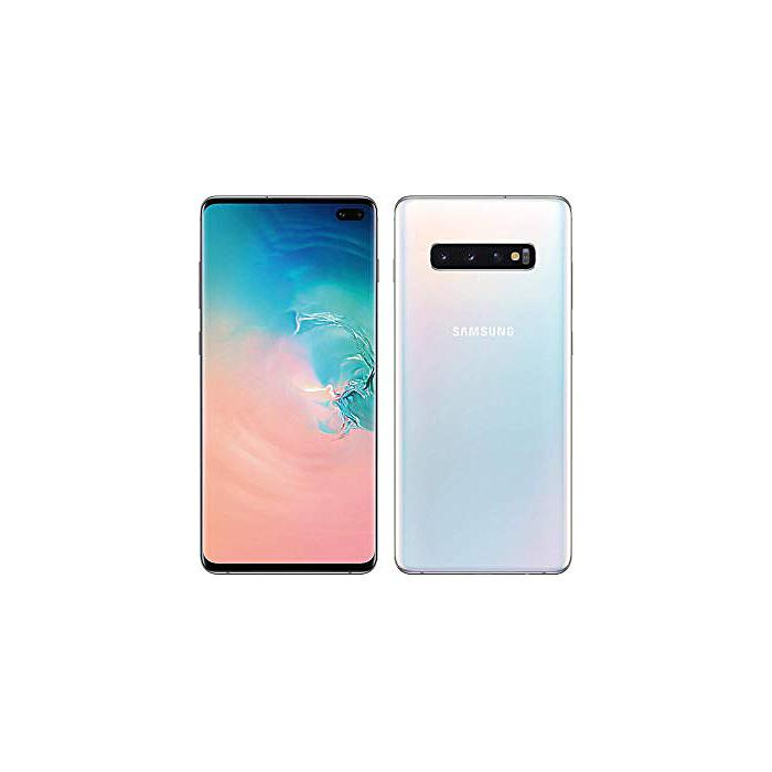 Smartphone Samsung S10 Plus 128 Go White Grade A