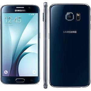 Smartphone Samsung S6 SM-G920F 32 Go Black Grade C