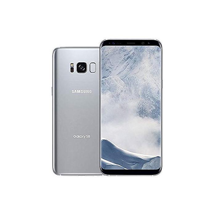 Smartphone Samsung S8 SM-G950F 64 Go Arctic Silver Grade C
