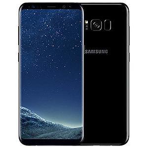 Smartphone Samsung S8 SM-G950F 64 Go Midnight Black Grade A
