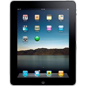 Tablette Apple iPad 4 Wifi 4G 16 Go Black Grade B