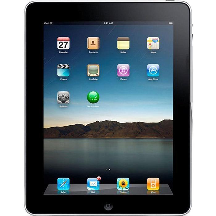Tablette Apple iPad 4 Wifi 4G 16 Go Black Grade B